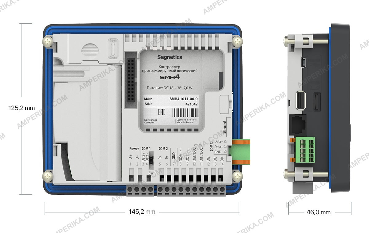 Контроллер SMH4