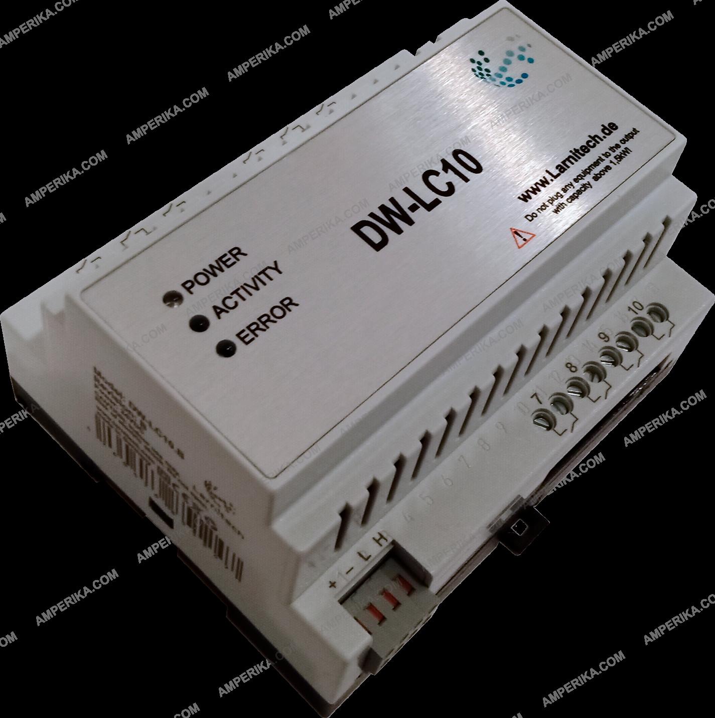 DW-LC10 10-канальное реле