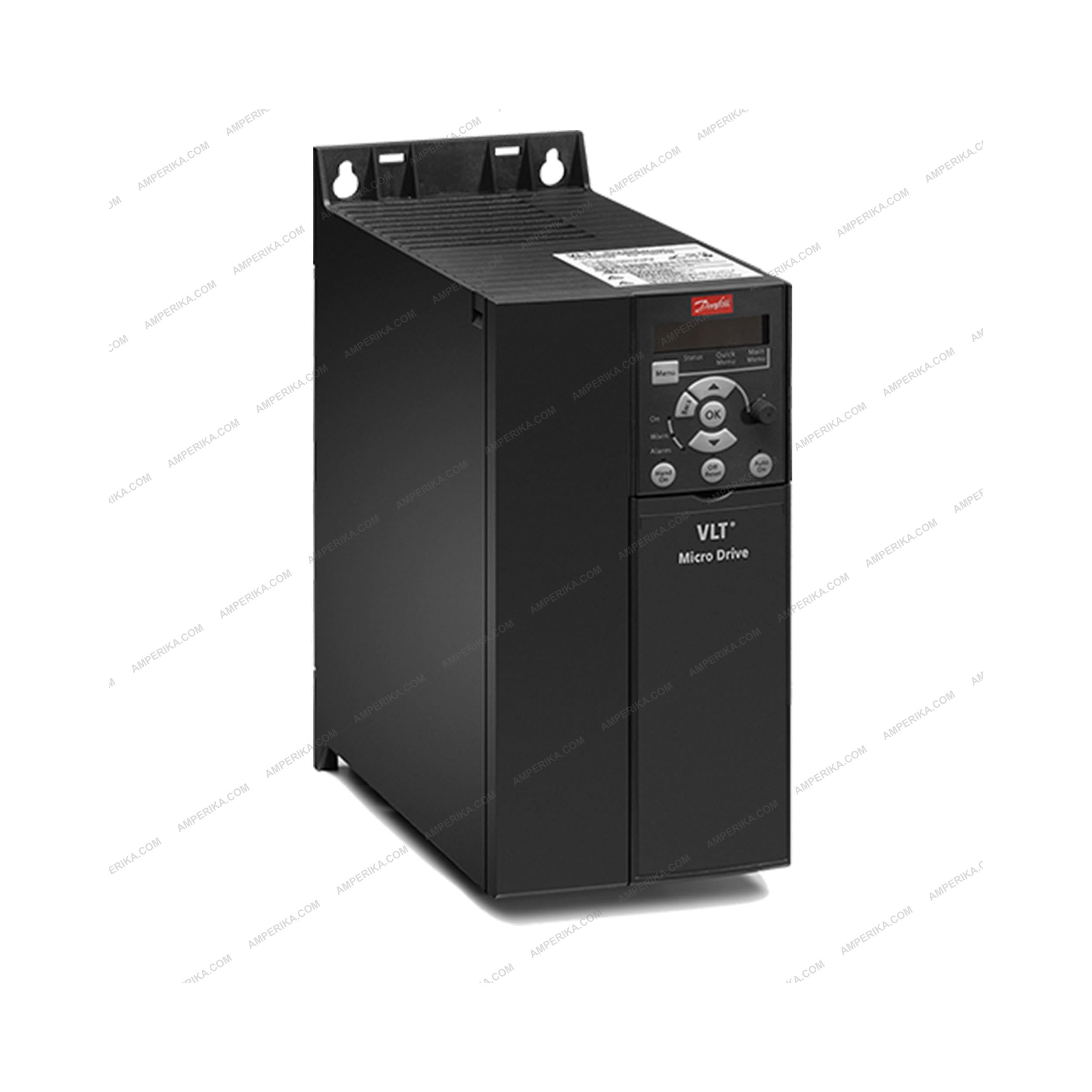 Частотный преобразователь VLT Micro Drive FC 51 4,0 кВт 3ф