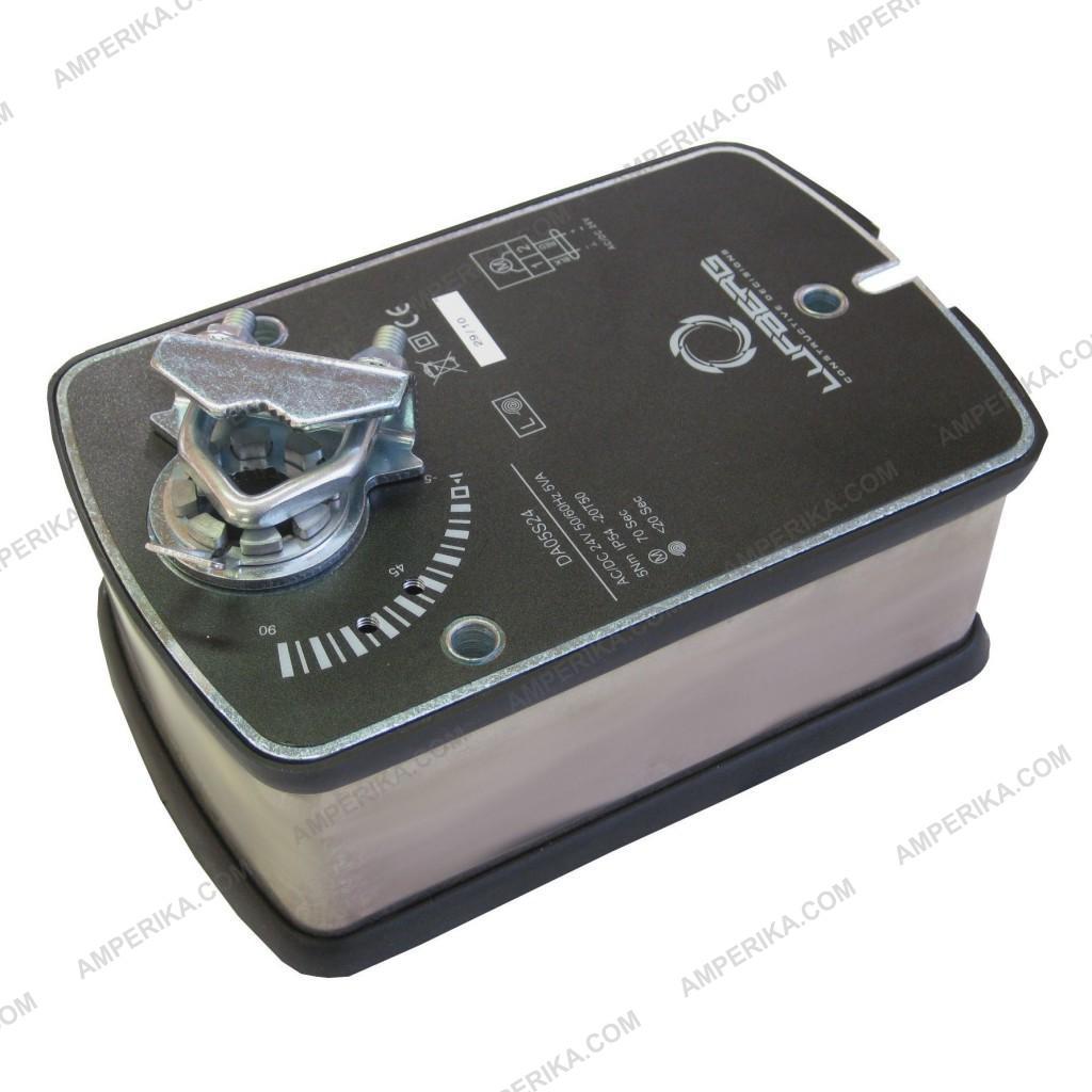 Электропривод DA05S220 (230 АС, 5Hm, с возвратной пружиной)