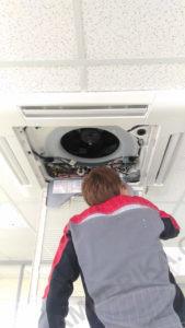 Сервисные и ремонтные работы